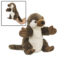River Otter Eco Puppet