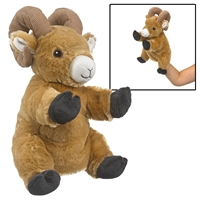 Bighorn Sheep Eco Puppet