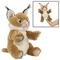 Bobcat Eco Puppet