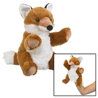 Red Fox Eco Puppet