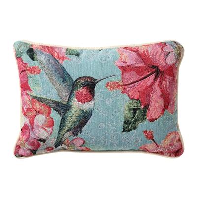 Hummingbird Pillow