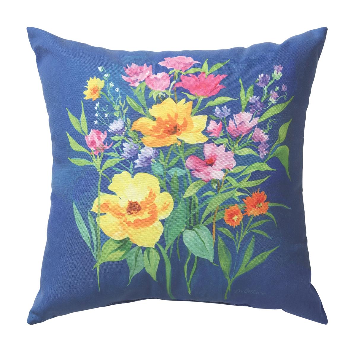 Floral Magic Pillow