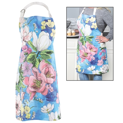 Summer Blossoms Apron