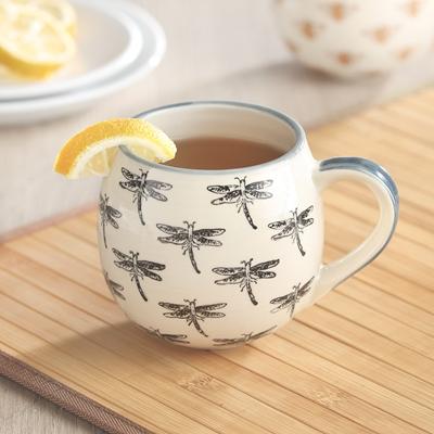 Vintage Dragonflies Mug