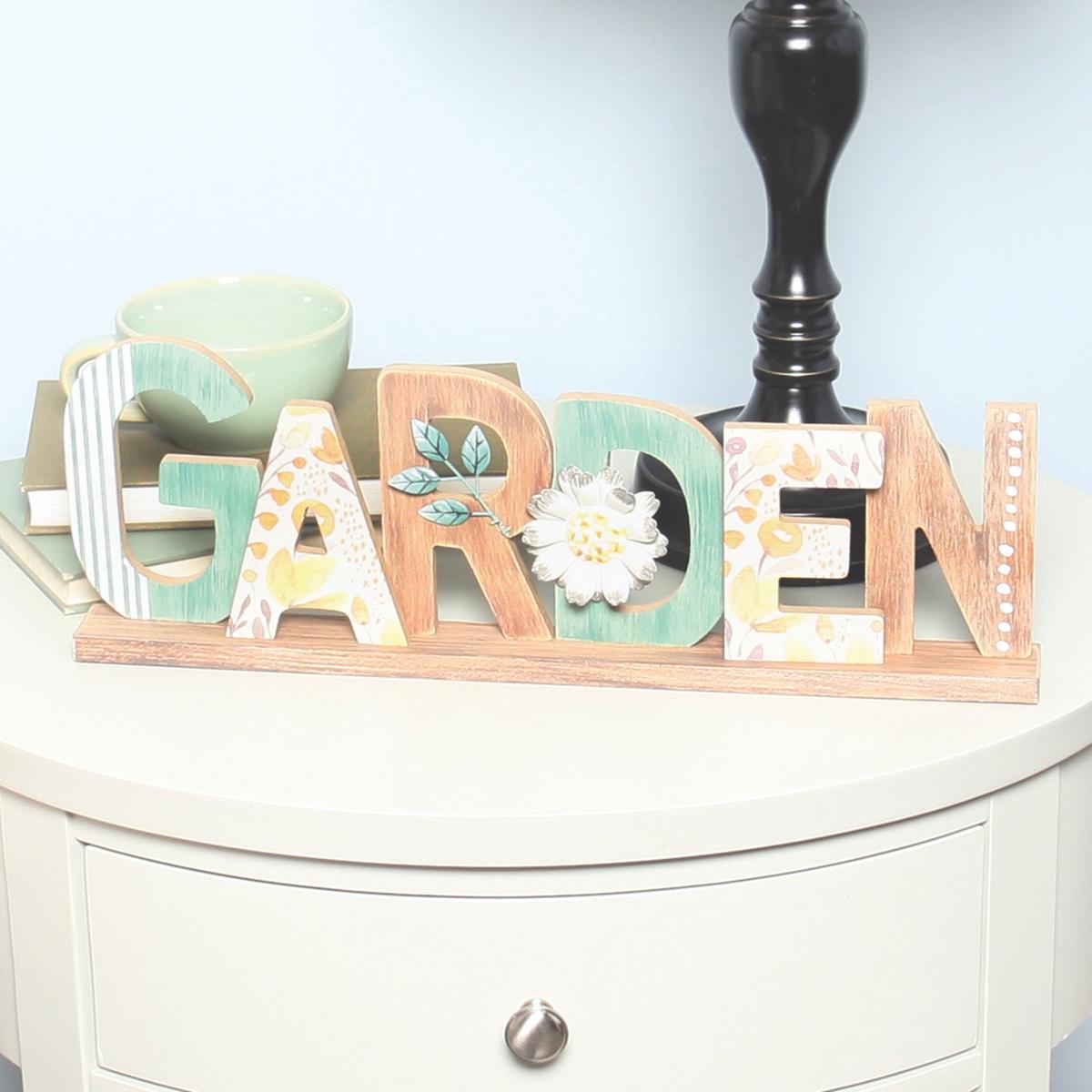 Garden Table Topper