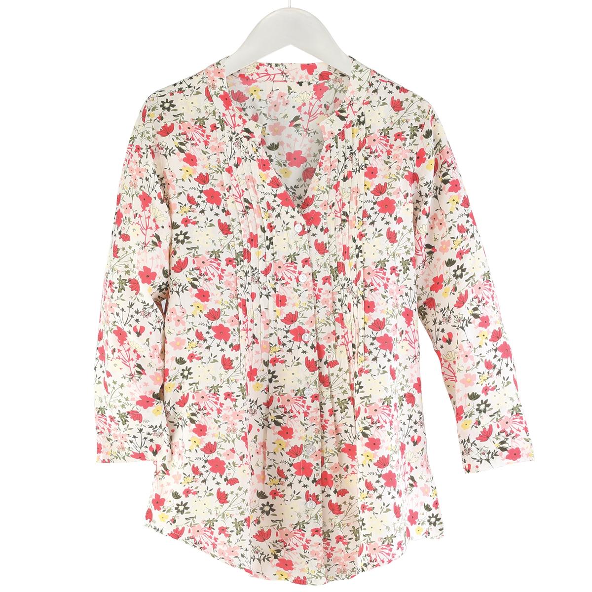 Summer Blossom Tunic