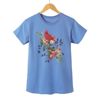 Cardinals and Apples Tee