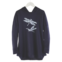 Dragonfly Hooded Tee