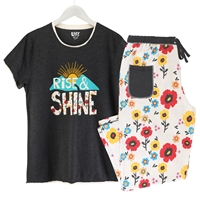 Rise and Shine Pajamas