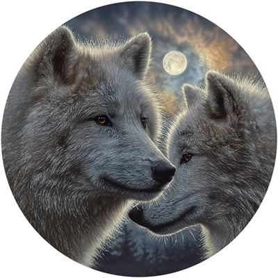 Moonlight Mates Envelope Seal