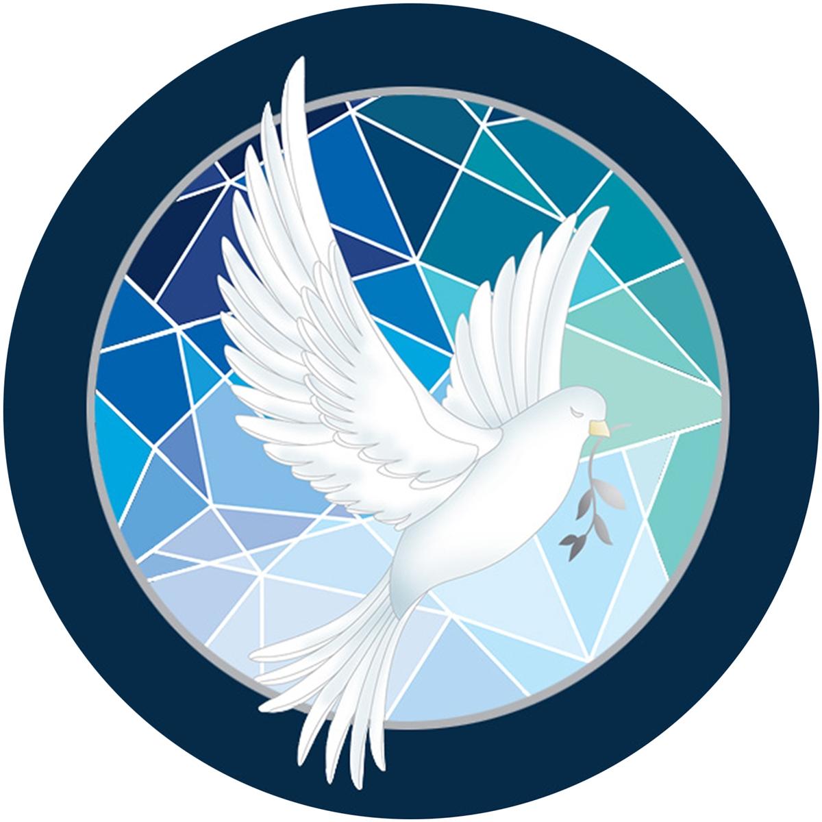 Shining Peace Envelope Seal
