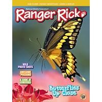 Ranger Rick 1 year Subscription