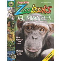 Ranger Rick Zoobooks 1 year Subscription