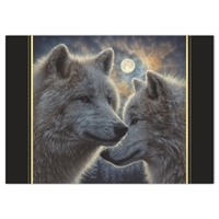 Moonlight Mates Holiday Cards