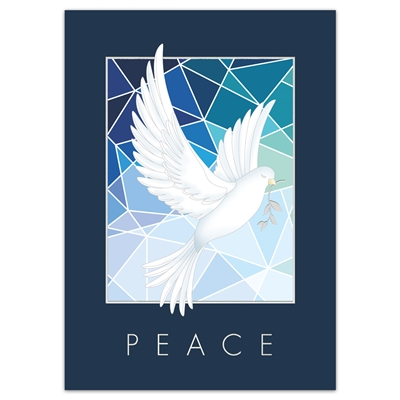 Shining Peace Holiday Cards
