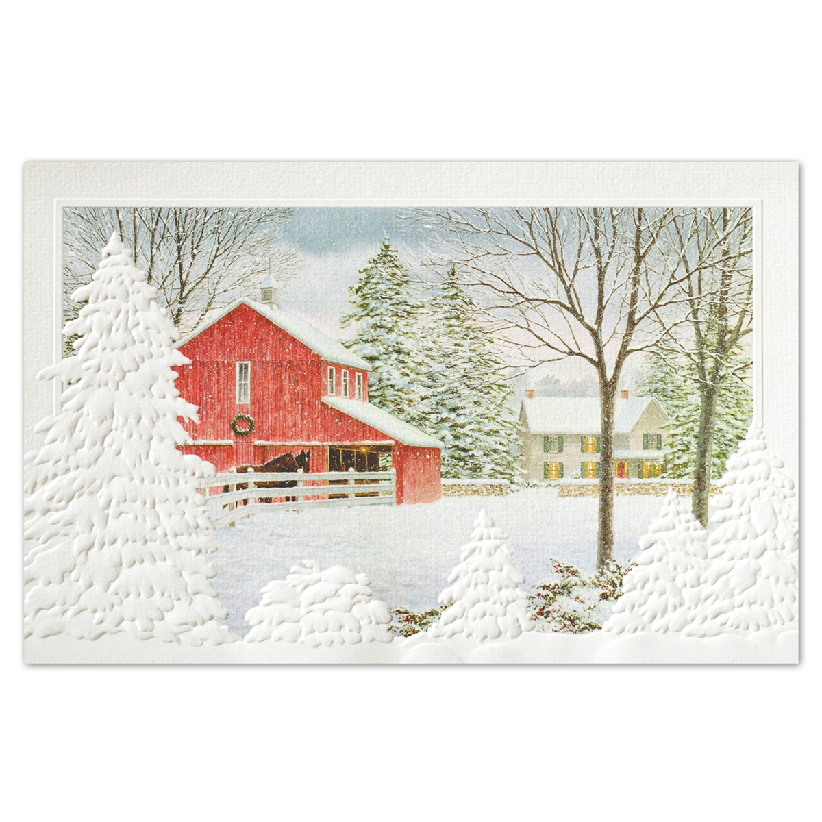 Tranquil Hour Holiday Cards