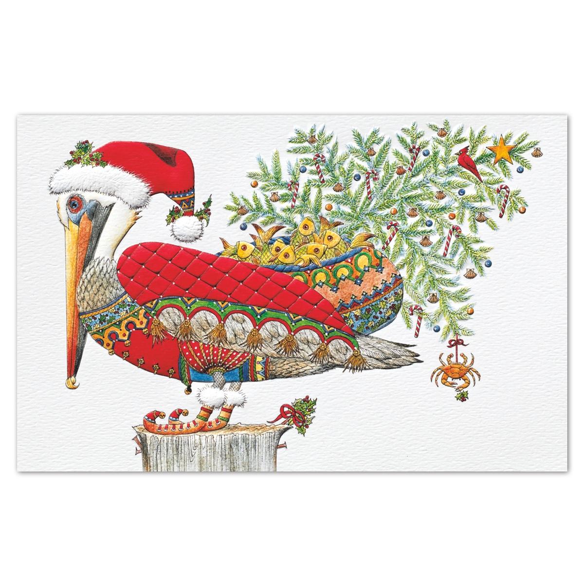 Pelican Noel Holiday Cards