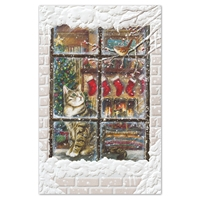 Window Watcher Holiday Cards