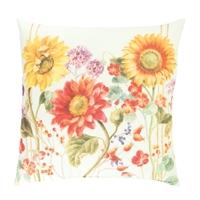 Fall Flowers Indoor/Outdoor Pillow