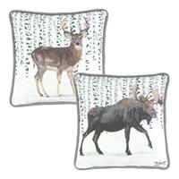 Wilderness Pillow Set