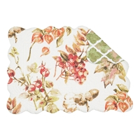Fall Favorites Quilted Placemats