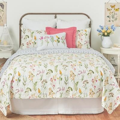 Genevieve Quilted Bedding Set