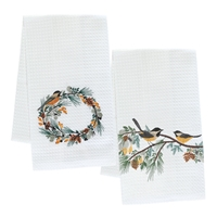 Chickadee Kitchen Towel Set