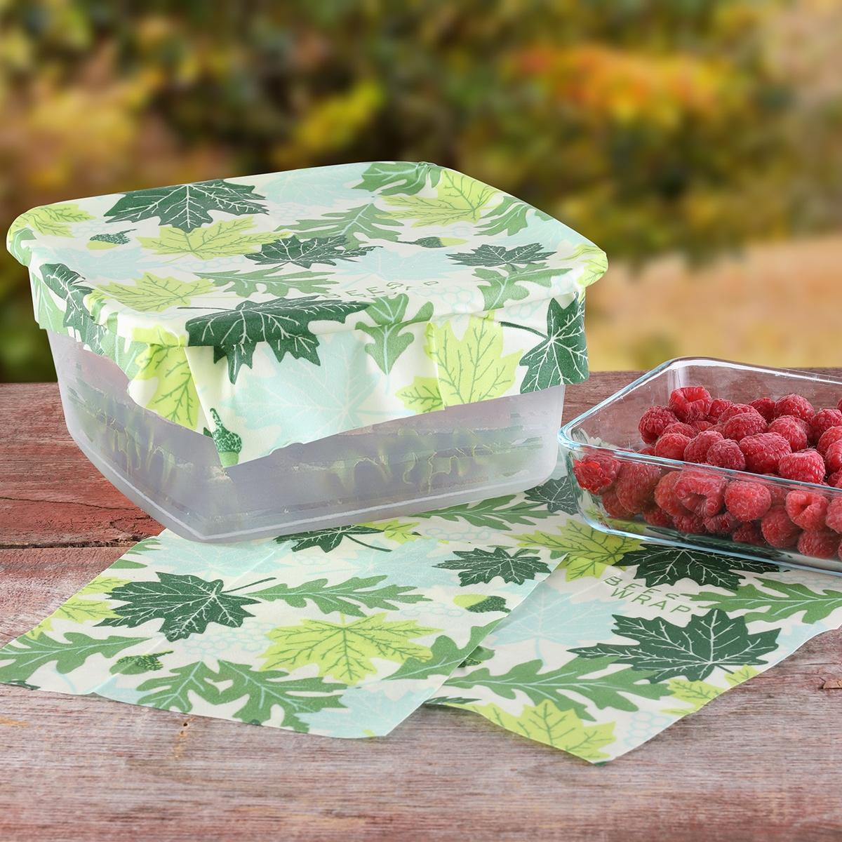 Forest Floor Reusable Food Wraps