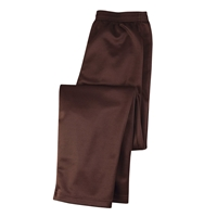 Brown Knit Ladies Pants