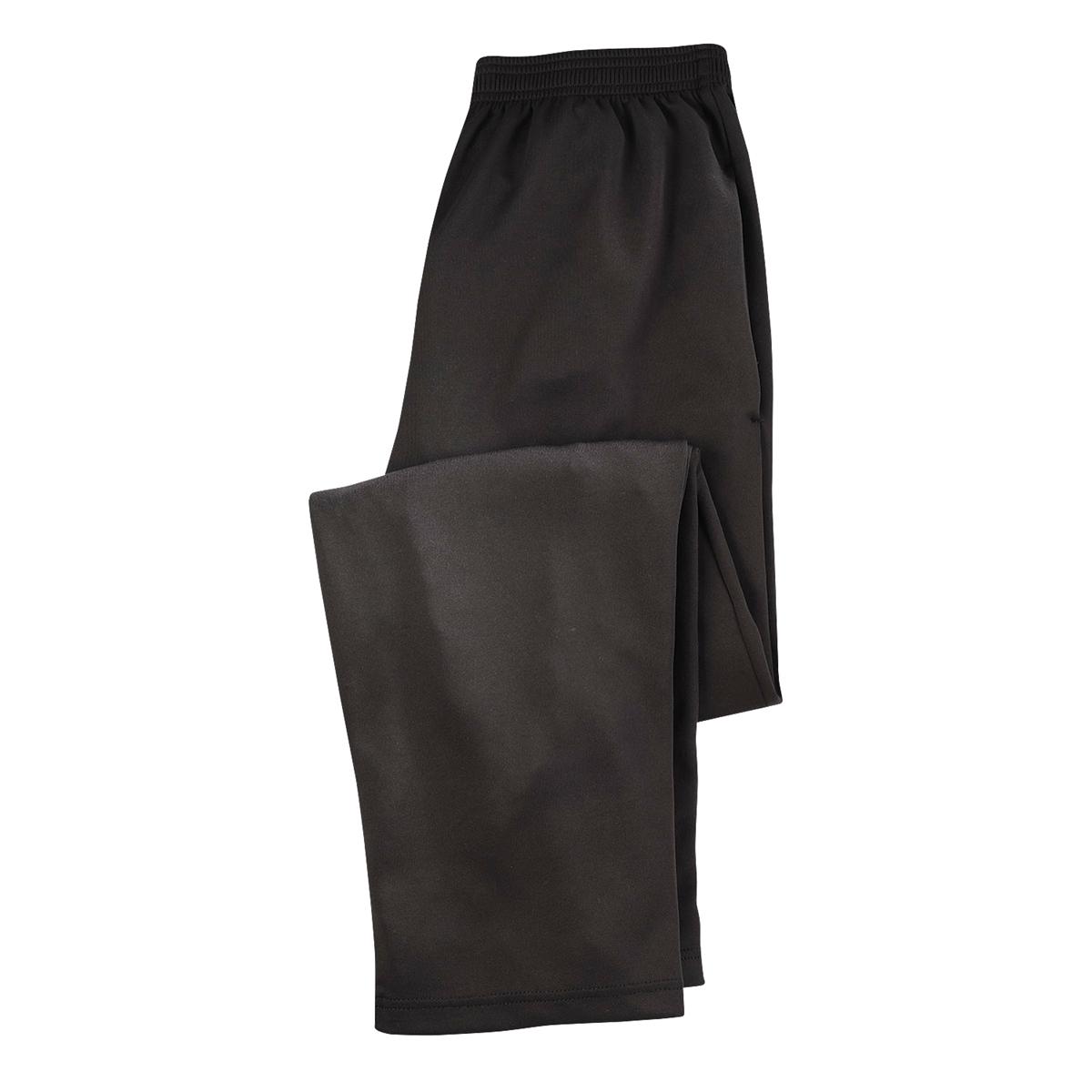 Black Pull On Ladies Pants