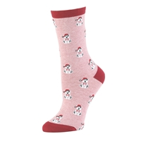 Snow Bear Socks