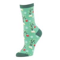 Not a Bad Little Tree Socks