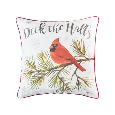 Deck the Halls Pillow