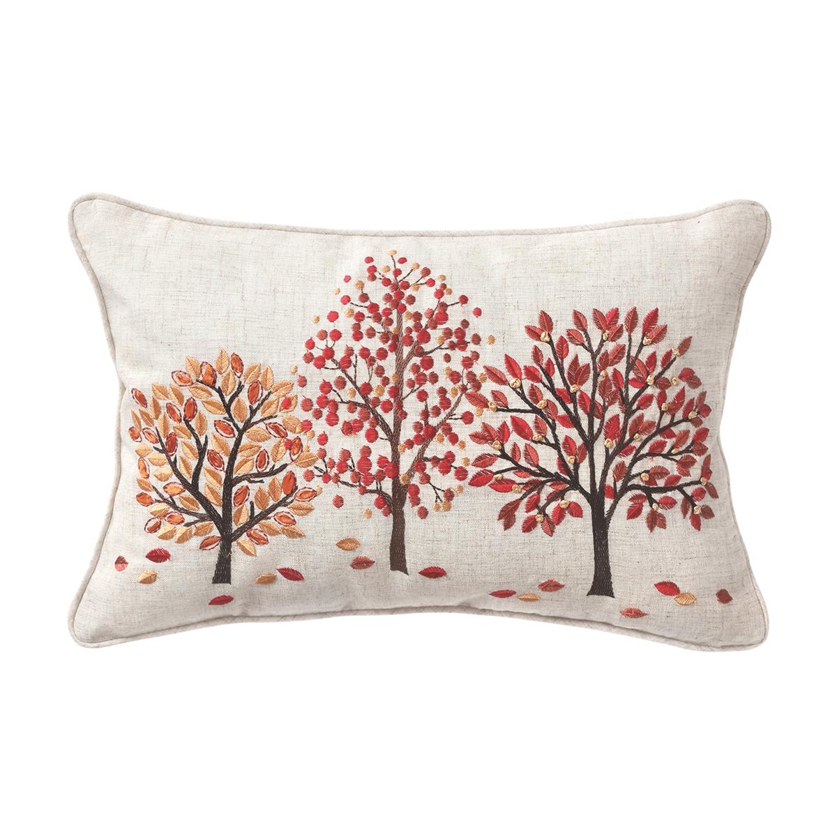 Autumn Forest Pillow