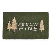 Feelin' Pine Coir Mat