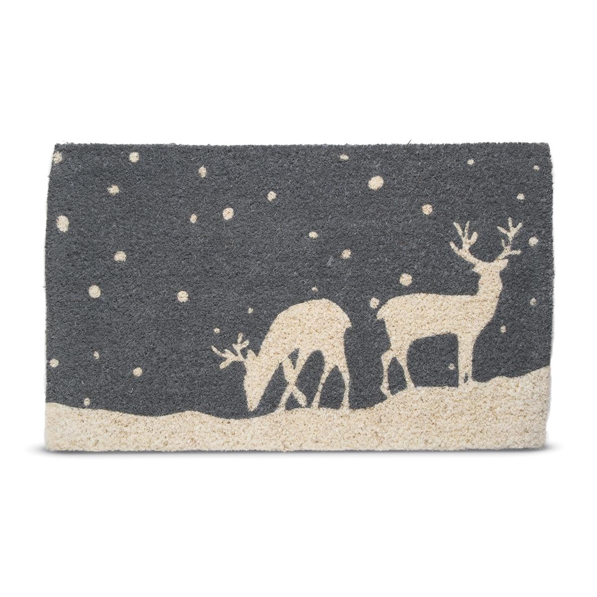 Deer Coir Mat