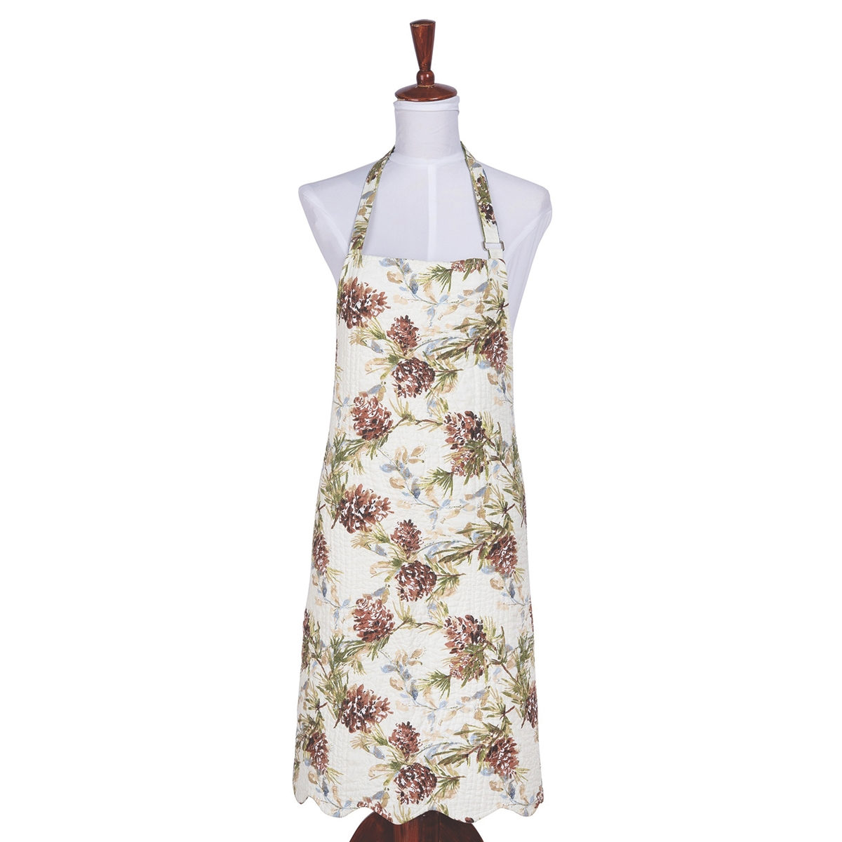 Cooper Pines Quilted Apron