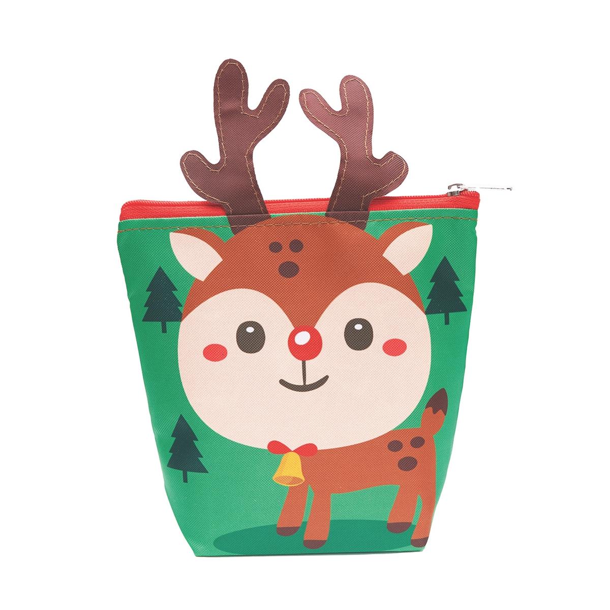 Reindeer Snack Bag