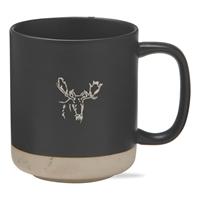 Wild Sketch Moose Mug