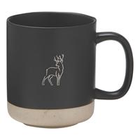 Wild Sketch Deer Mug