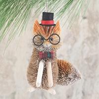 Fox Woodland Buri Ornament
