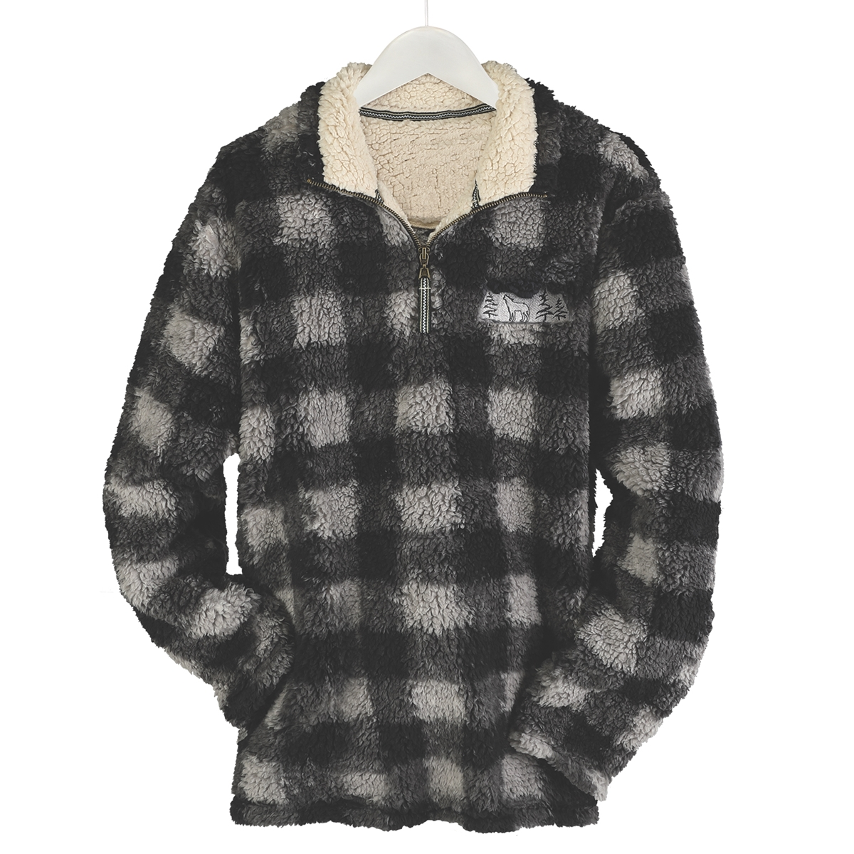 Wolf Sherpa Pullover