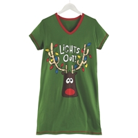 Lights Out Nightshirt