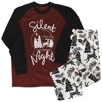Silent Night Pajamas