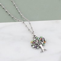 2021 Trees for Wildlife Necklace
