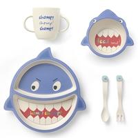 Sammy the Shark Dinner Set