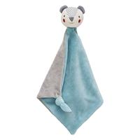 Bear Organic Baby Blanket