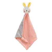 Bunny Organic Baby Blanket