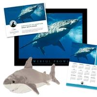 Adopt a Great White Shark
