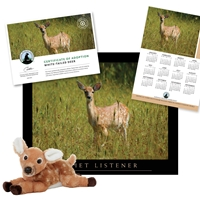 Adopt a White-tailed Deer